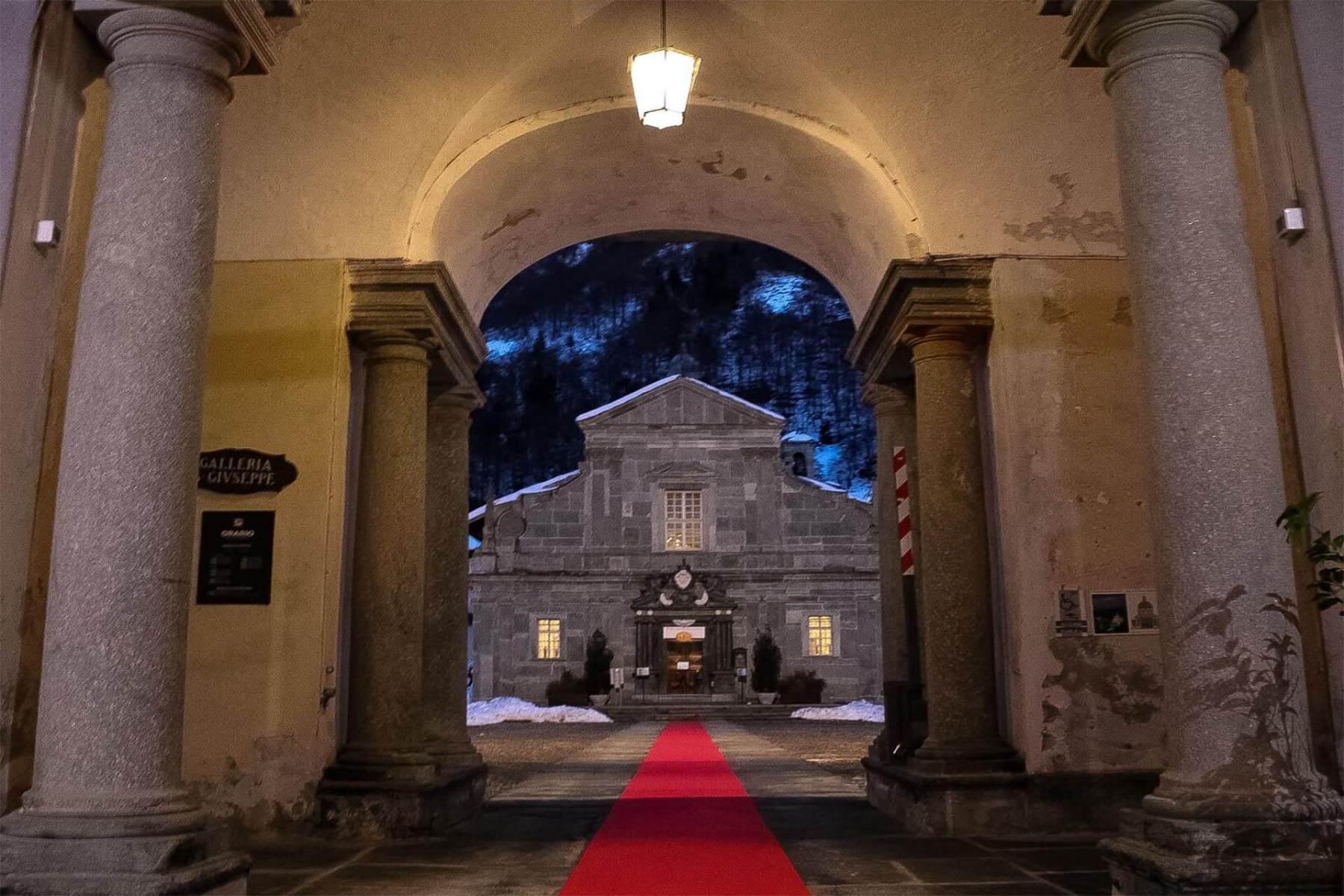 Santuario di Oropa - Basilica Antica