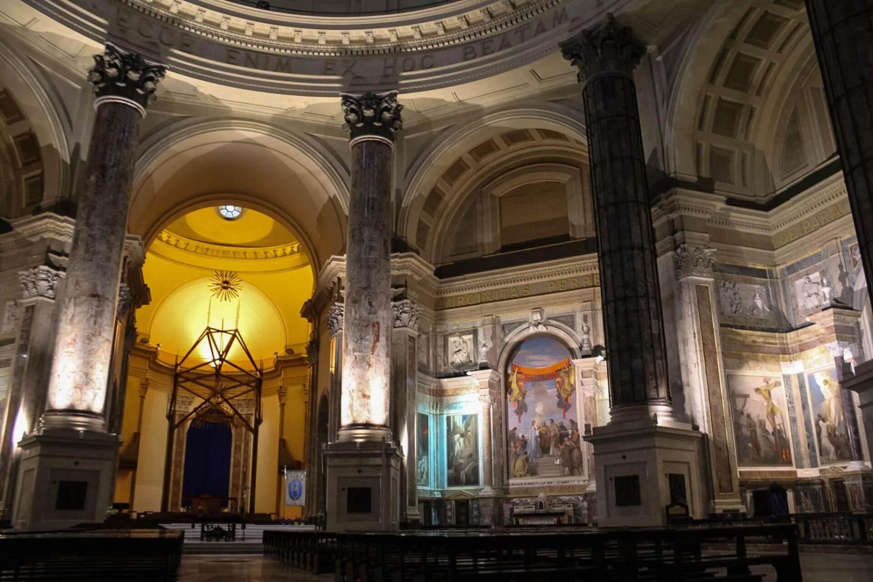 Santuario di Oropa- Basilica Nuova