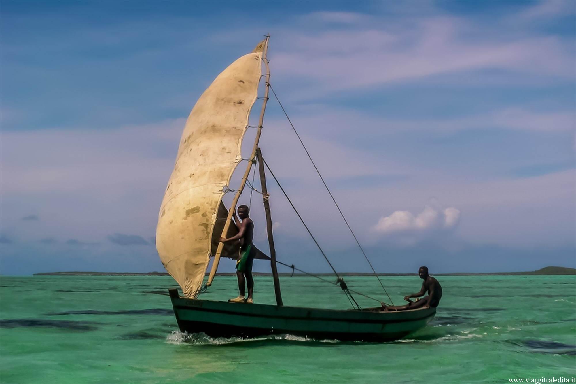 barca vela madagascar