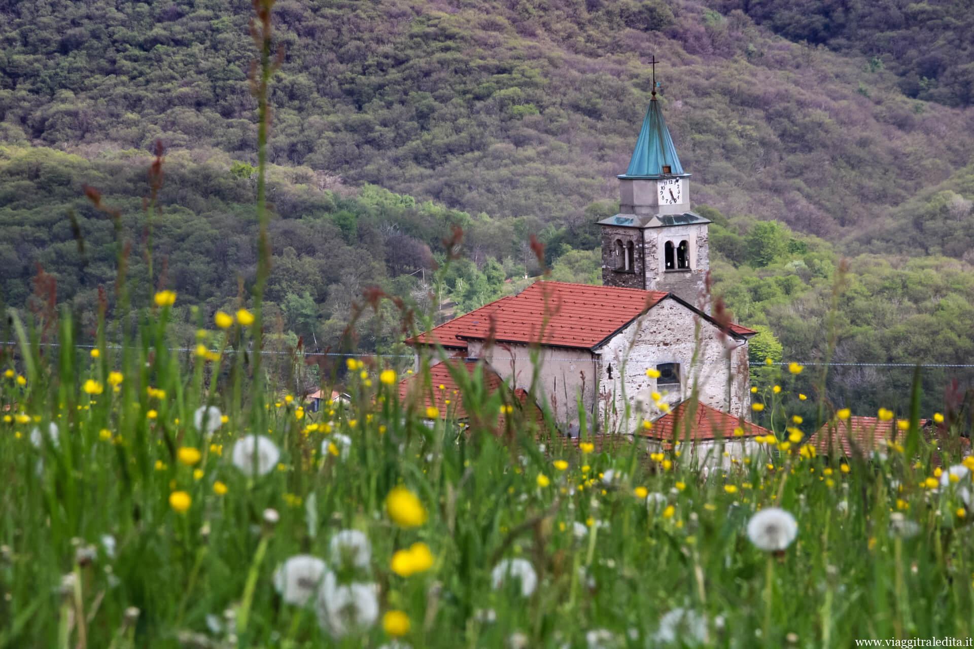 chiesa coiromonte