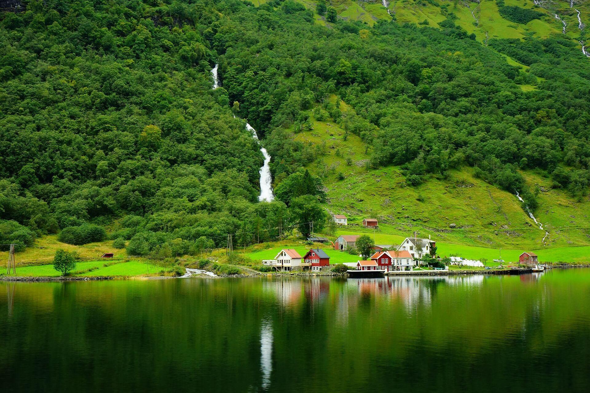 villaggio fiordo